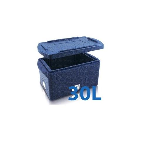 Caja de transporte de bolsas de sangre - modelo BlueLine 30 Litros