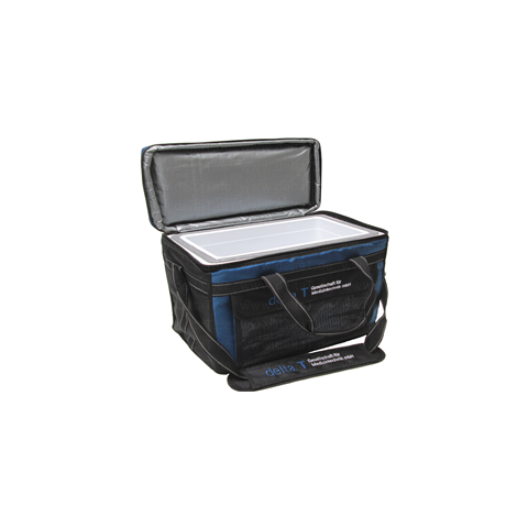 Caja con aislamiento por vacío, Mini Vacuum Box 16L, azul