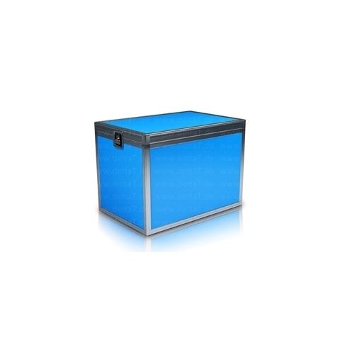 Caja con aislamiento por vacío, PharmaCase 100 Litros