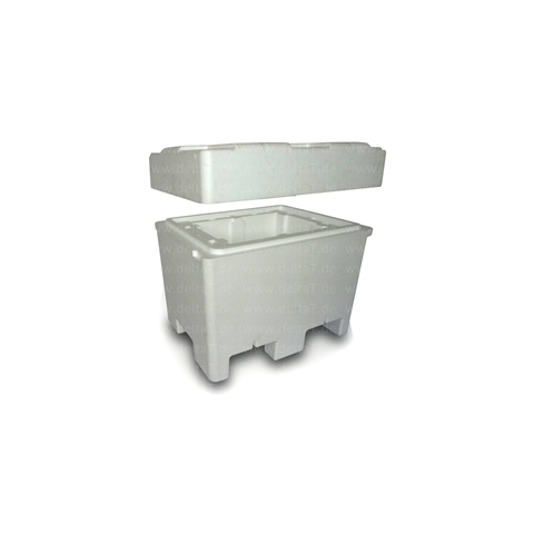 Caja de poliestireno expandido EPS VIP Line 66 Litros