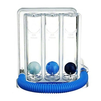 Incentivador Respiratorio de Flujo RespiFlo FS (caja de 12 unidades)