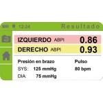 Monitor Indice Tobillo Brazo MESI modelo ABPI MD