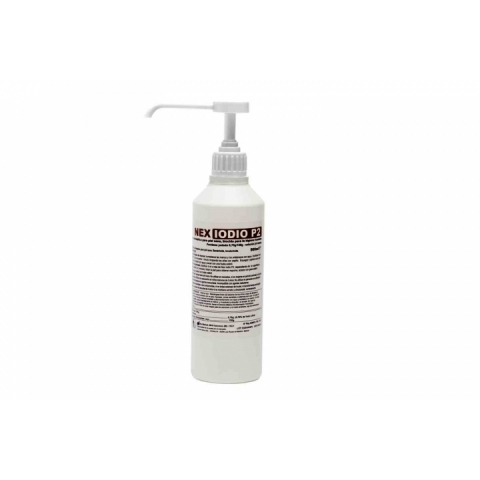 Solución jabonosa PVI 7,5% NEX IODIO P2, 1000mL