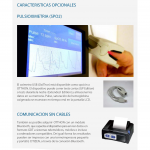 Espiròmetre per ultrasons Otthon