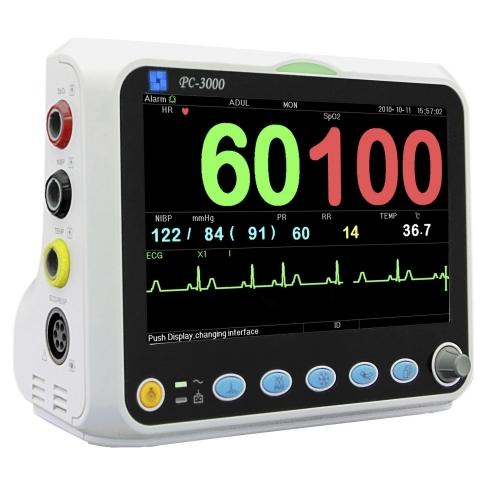 "Monitor signos vitales 7"" Creative PC-3000"