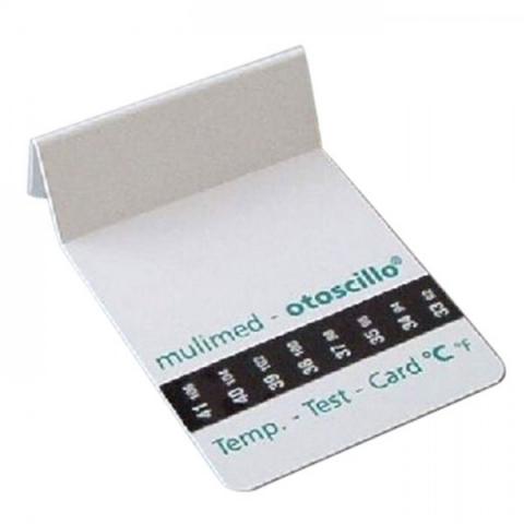 Tarjeta control temperatura para irrigador de oido Mulimed Otoscillo Professional