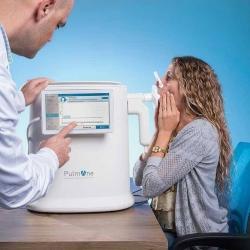 MiniBox y MiniBox+ cabina de pletismografía miniaturizada para evaluación completa de la función pulmonar