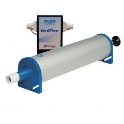 Test de funcionalidad de espirómetros según UNE-EN 23747