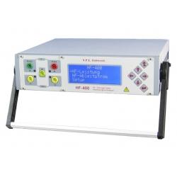 Test de funcionalidad de generadores de alta frecuncia para electrocirugía según UNE-EN 60601-2-2