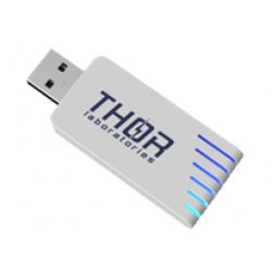 Estación metereológica USB para uso con espirómetro SpiroTube