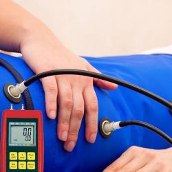 Test de funcionalidad de equipos de presoterapia