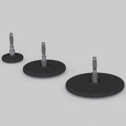 Set cabezales resistivos (1x.24-1x.48-1x.62) para Physioled Therma