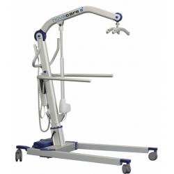 Grua de movilización de pacientes en aluminio ultraligero