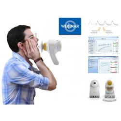 Webinar: oscilometría de la función pulmonar