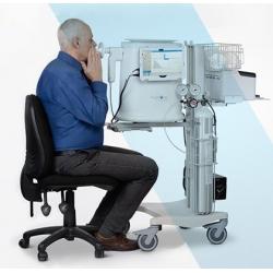 Webinar: DLCO prueba de respiración única para la capacidad de Difusión Pulmonar de Monóxido de Carbono