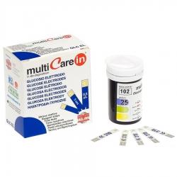 Tira reactiva glucosa para multiCare-in